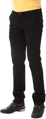 Club Fox Regular Fit Men's Dark Blue Trousers