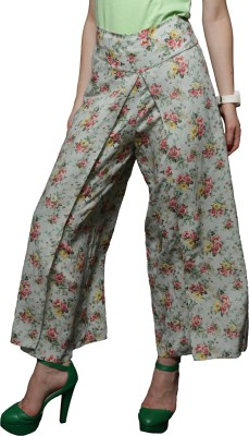 Clovia Regular Fit Women's Multicolor Trousers at flipkart