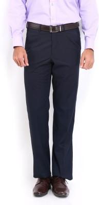 Jaabili Regular Fit Men's Blue Trousers