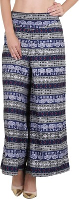 Phashion Town Regular Fit Women's Multicolor Trousers at flipkart