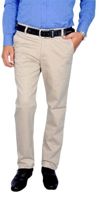 American Chinos Regular Fit Men's Multicolor Trousers