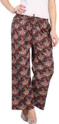 Aksara Regular Fit Women's Multicolor Trousers