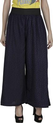 Shopping Villa Regular Fit Women's Dark Blue, Pink Trousers