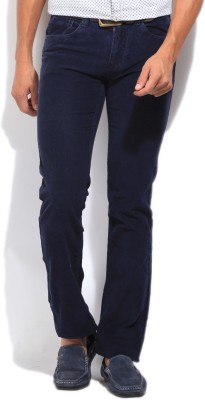Killer Slim Fit Men,s Blue Trousers