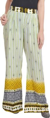 Adesa Regular Fit Women's Multicolor Trousers