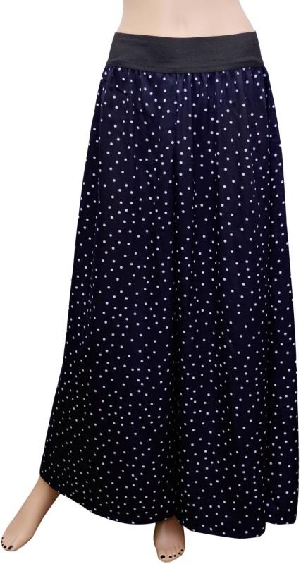 Grace Diva Regular Fit Women's Dark Blue, White Trousers