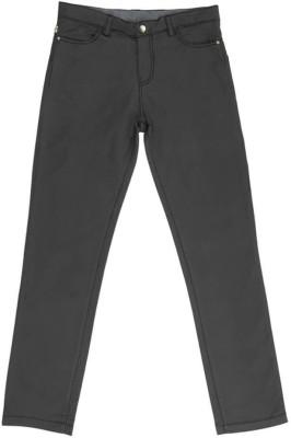Aristot Regular Fit Boy's Grey Trousers