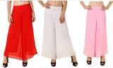 RoseBella Regular Fit Women's Red, White...