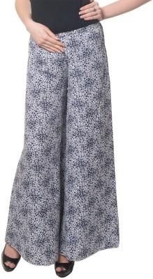 Saiarisha Regular Fit Women's Grey Trousers