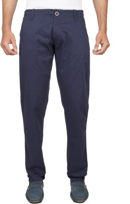 Bull Fighter Slim Fit Men's Blue Trousers