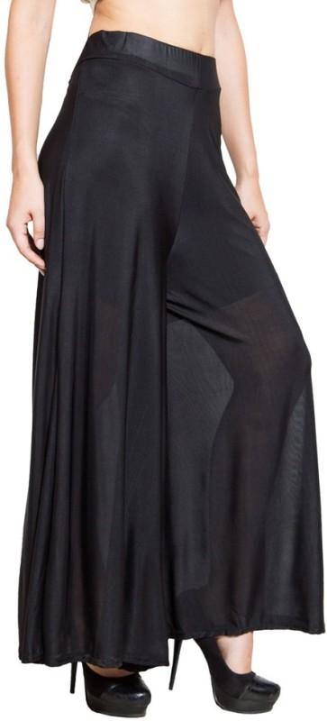 Hardys Regular Fit Women's Black Trousers