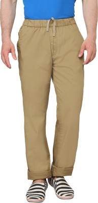 Origin Regular Fit Men's Beige Trousers