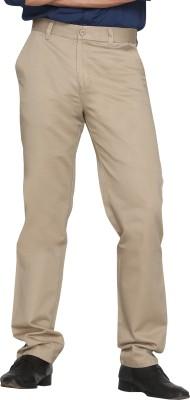 Canoe Regular Fit Men's Beige Trousers