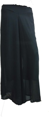 Bvos Regular Fit Women's Black Trousers