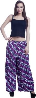 Urban Shauk Regular Fit Women's Pink, White Trousers