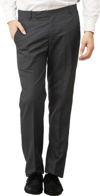 Histeria Regular Fit Men's Dark Blue Trousers