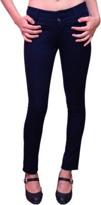 ZX3 Slim Fit Women's Dark Blue Trousers