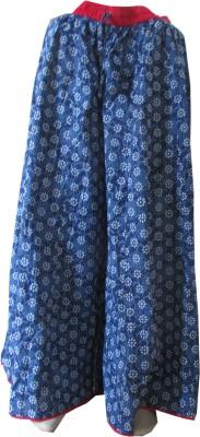 Zola Regular Fit Women's Blue, White Trousers