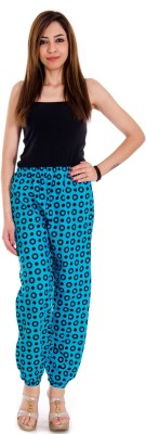 Glam Quotient Regular Fit Women,s Green Trousers
