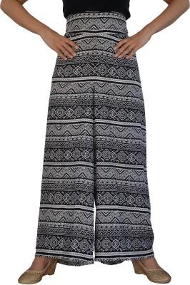 Jupi Regular Fit Women,s Black, Grey Trousers