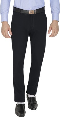 Sparky Slim Fit Men's Blue Trousers