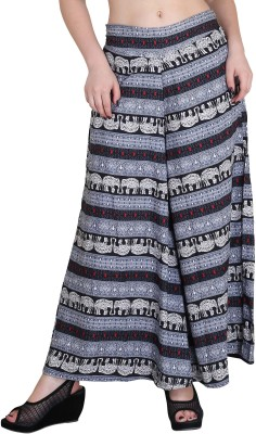 Phashion Town Regular Fit Women's Grey Trousers at flipkart