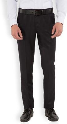 Black Coffee Regular Fit Men's Dark Blue Trousers