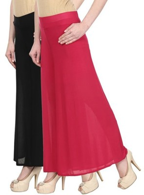 feminine Regular Fit Women's Multicolor Trousers