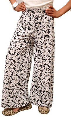 A A Store Regular Fit Girl's Multicolor Trousers