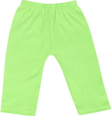 Harsha Regular Fit Baby Boy's Green Trousers