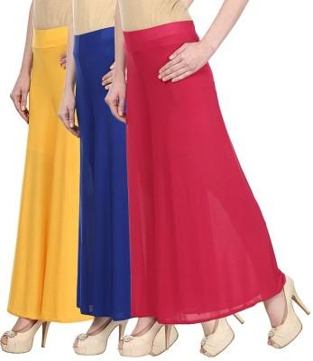 Esszee Regular Fit Women's Multicolor Trousers
