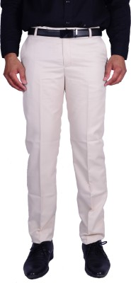 Machu Regular Fit Men's Blue Trousers