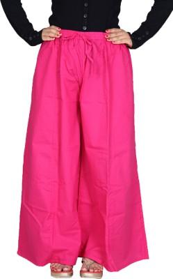 Chhipaprints Regular Fit Women's Pink Trousers