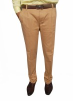 Hartmann Slim Fit Mens Gold Trousers