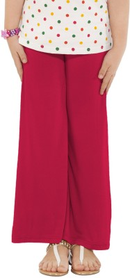 Go Colors Regular Fit Girl's Pink Trousers