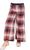 Naughty Ninos Regular Fit Girls Red Trou...