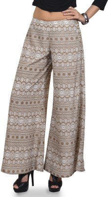 Antilia Femme Regular Fit Women,s White Trousers