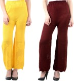 NumBrave Regular Fit Women's Yellow, Whi...