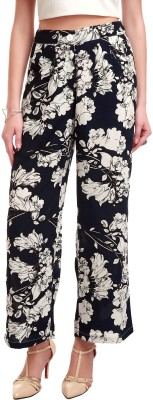Sassafras Regular Fit Women's Multicolor Trousers at flipkart