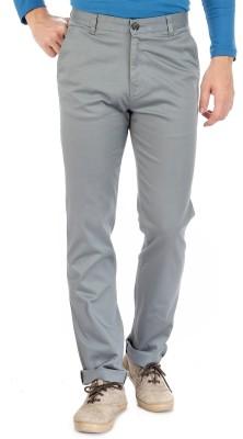 Sting Regular Fit Men's Grey Trousers