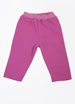 Baby League Baby Girl's Pink Trousers