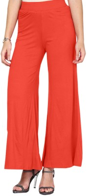 Softwear Women's Orange Trousers