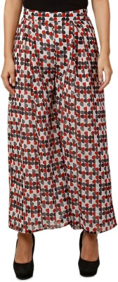 Oxolloxo Regular Fit Women's Multicolor Trousers at flipkart