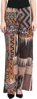 Taurus Regular Fit Women's Beige Trousers