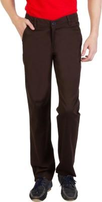 Bloos Jeans Slim Fit Men's Brown Trousers