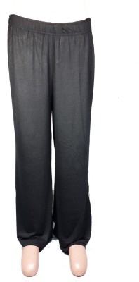 Bluedge Regular Fit Women's Black Trousers