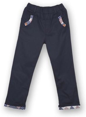 Lilliput Regular Fit Boy's Blue Trousers