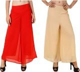 RoseBella Regular Fit Women's Red, Beige...