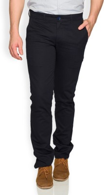 ColorPlus Regular Fit Men's Blue Trousers