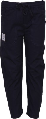 Bells and Whistles Regular Fit Baby Boys Blue Trousers